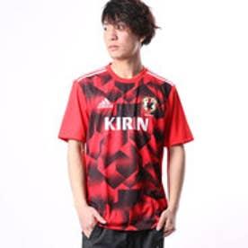 アディダス adidas メンズ サッカー/フットサル ライセンスシャツ サッカー日本代表 RENGI グラフィックトレーニングジャージー 半袖2 BI2188