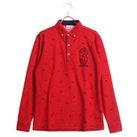 アディダス adidas メンズ ゴルフ 長袖シャツ CA カラーブロックレイヤードシャツ CCP83
