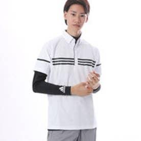 アディダス adidas メンズ ゴルフ 長袖シャツ CA カラーブロックレイヤードシャツ CCP58