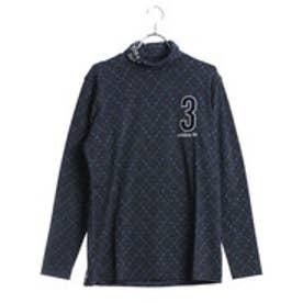 アディダス adidas メンズ ゴルフ 長袖シャツ JP SP クラブチェック L/S タートルネックシャツ N68109