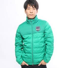アディダス adidas メンズ ゴルフ 長袖ウインドブレーカー JP CP クラブチェックプリント WARMLITE ジャケット N68115