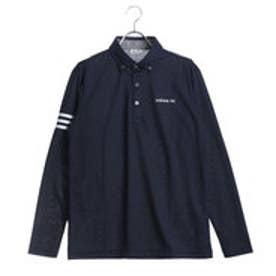 アディダス adidas メンズ ゴルフ 長袖シャツ JP SP パターン L/S B.D.シャツ N68085