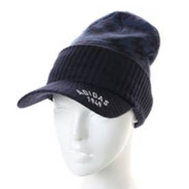 アディダス adidas メンズ ゴルフ ニット帽子 SP パターンバイザーニットキャップ N68457