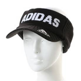 アディダス adidas メンズ ゴルフ ニット帽子 CP ロゴニットバイザー N68292