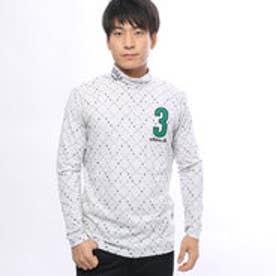 アディダス adidas メンズ ゴルフ 長袖シャツ JP SP クラブチェック L/S タートルネックシャツ N68110