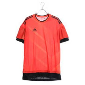 アディダス adidas メンズ サッカー/フットサル 半袖シャツ RENGI トレーニングジャージー半袖1-R CD1012