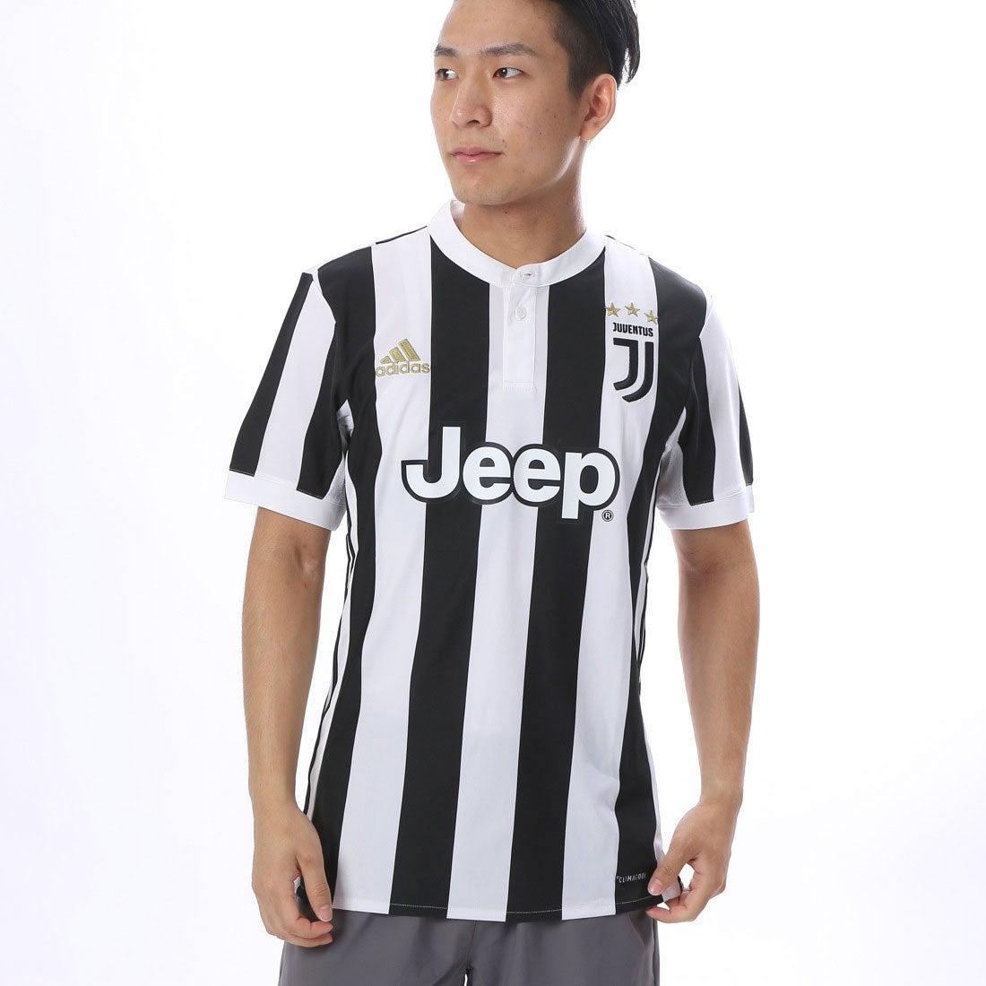 アディダス adidas メンズ サッカー/フットサル ライセンスシャツ ユベントス ホーム レプリカ ユニフォーム BQ4533
