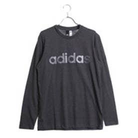 アディダス adidas メンズ 長袖Tシャツ M ESSENTIALS ビッグリニアロゴ 長袖Tシャツ CE0216
