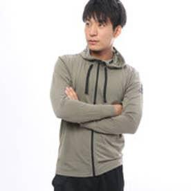 アディダス adidas メンズ 長袖機能Tシャツ M4T トレーニングライトスウェットジャケット CD8838