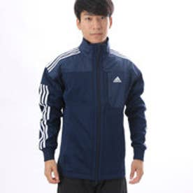 アディダス adidas メンズ 長袖ジャージジャケット M adidas 24/7 ハイブリッドウォームアップ ジャージジャケット CD2885