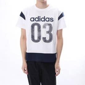 アディダス adidas メンズ 半袖Tシャツ MSPORTIDメッシュコンビTシャツ CX3388