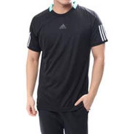 アディダス adidas メンズ テニス 半袖 Tシャツ MEN BASE 3STRIPE CF7977