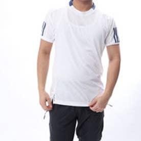 アディダス adidas メンズ テニス 半袖 Tシャツ MEN BASE 3STRIPE CF7974