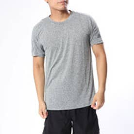 アディダス adidas メンズ 半袖機能Tシャツ MESSENTIALSクルーネックヘザーTシャツ CX3276