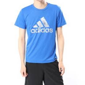 アディダス adidas メンズ 半袖機能Tシャツ MESSBadgeofSportグラフィックTEE CX3280