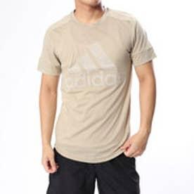 アディダス adidas メンズ 半袖機能Tシャツ MIDBigLogoTシャツ CG2108
