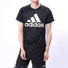 アディダス adidas メンズ 半袖機能Tシャツ D2MトレーニングビッグロゴTシャツ BK0937