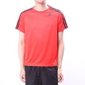 アディダス adidas メンズ 半袖機能Tシャツ D2Mトレーニング3ストライプスTシャツ CE4021