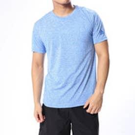 アディダス adidas メンズ 半袖機能Tシャツ MESSENTIALSクルーネックヘザーTシャツ CX3275