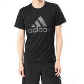 アディダス adidas メンズ 半袖機能Tシャツ MESSBadgeofSportグラフィックTEE CX3283