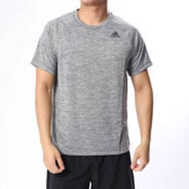 アディダス adidas メンズ 半袖機能Tシャツ D2MトレーニングモクワンポイントTシャツ BK0933