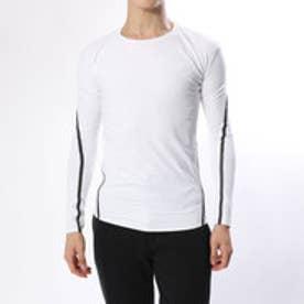 アディダス adidas メンズ フィットネス 長袖コンプレッションインナー ALPHASKIN ELITE ロングスリーブシャツ CZ9072