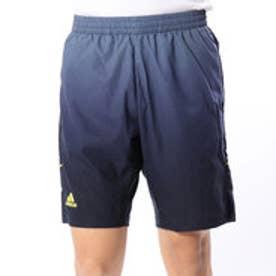 アディダス adidas メンズ テニス ハーフパンツ MENRULE#9コートグラフィックパンツ CZ0558 (ネイビー)