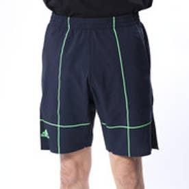 アディダス adidas メンズ テニス ハーフパンツ MENRULE#9GAMEパンツ CZ0544 (ネイビー)