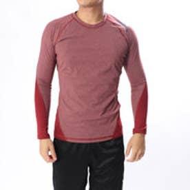 アディダス adidas メンズ フィットネス 長袖コンプレッションインナー ALPHASKIN TEAM ヘザーロングスリーブTシャツ CZ9198
