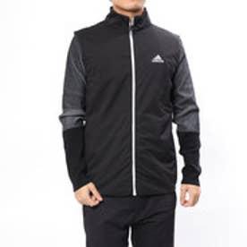 アディダス adidas メンズ ゴルフ 長袖セーター CS CP climaheat L/S フルジップジャケット DM1380