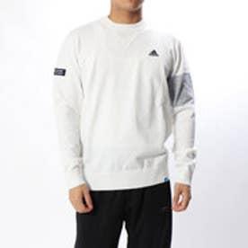 アディダス adidas メンズ ゴルフ 長袖セーター JP adicross カラーブロック L/S クルーネックセーター U31302