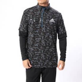 アディダス adidas メンズ ゴルフ セットシャツ JP CP ジオメトリック レイヤードB.D.シャツ U31002