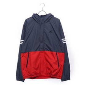 アディダス adidas メンズ ウインドジャケット MIDカラーブロックウインドパーカーウラキモウ DH3989