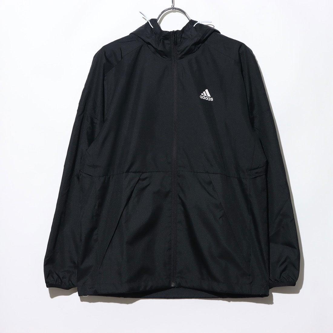 アディダス adidas メンズ ウインドフルジップ MMHウインドブレーカーCLEAN GF3965 (ブラック)