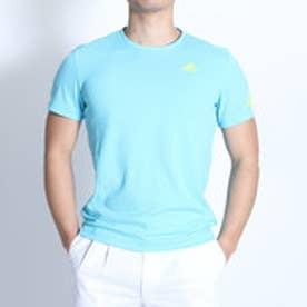 アディダス adidas テニスTシャツ アプローチ Tシャツ AP0824 ブルー  (ブルーグロー S16)
