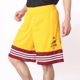 アディダス adidas バスケットボールプラクティスパンツ NBA BASICS ショーツ AH5059      (NBA-CCA)