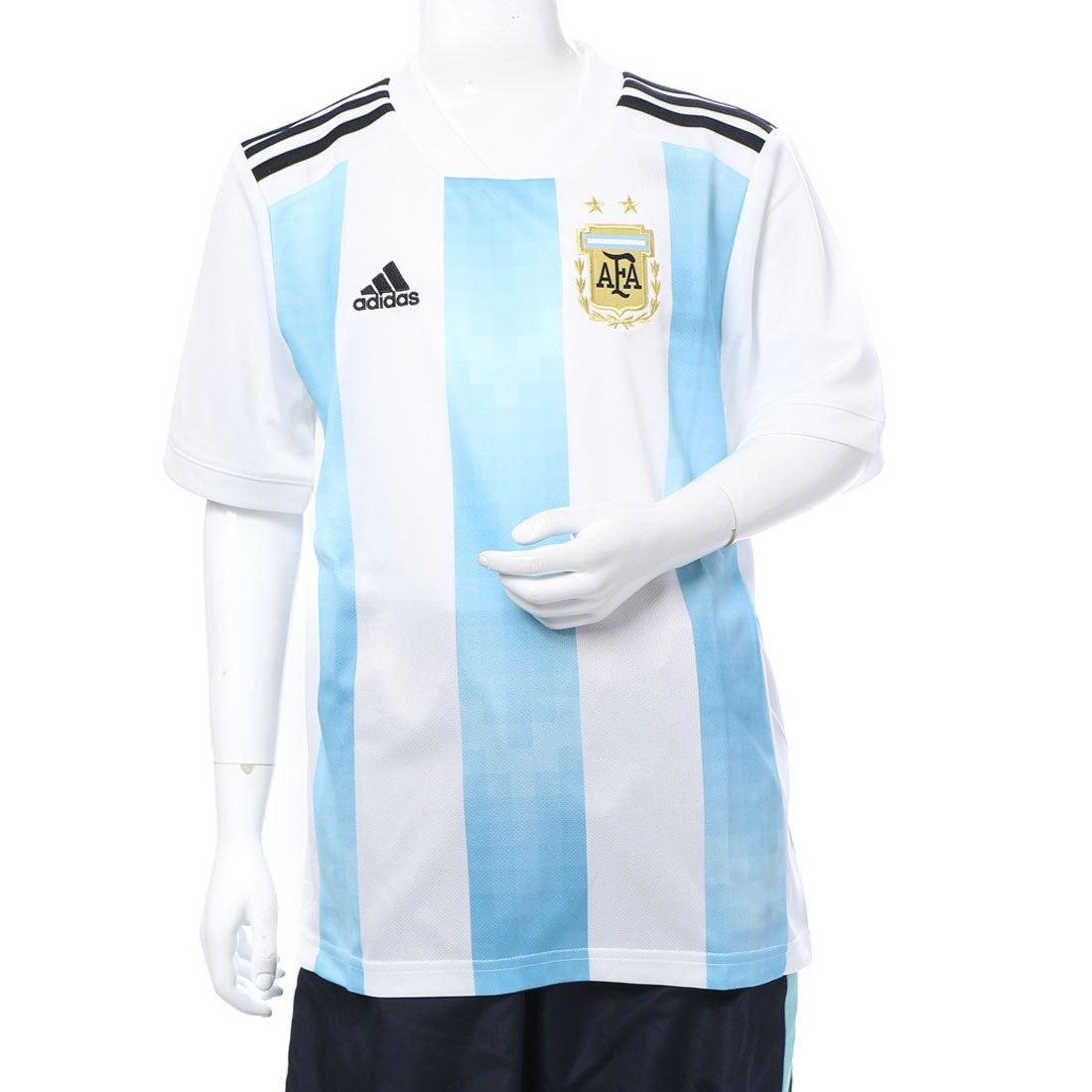 アディダス adidas サッカー/フットサル ライセンスシャツ KidsAFAホームレプリカユニフォームS/S BQ9288