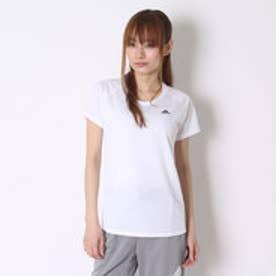 アディダス adidas レディース 半袖機能性Tシャツ W テイバンワンポイント Tシャツ SS AP3725