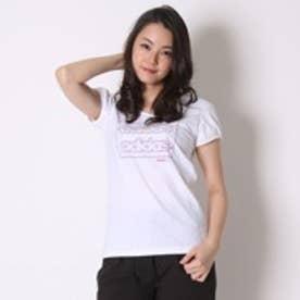 アディダス adidas Tシャツ SC LIM パフスリーブロゴTシャツ W BIO08