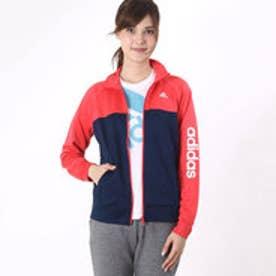 アディダス adidas レディース 長袖ジャージジャケット W Team リニアジャージジャケット AZ8325