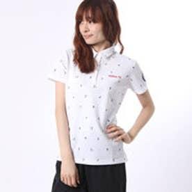 アディダス adidas レディース ゴルフ 半袖シャツ JP SP モノグラムプリント S/Sシャツ CCM81