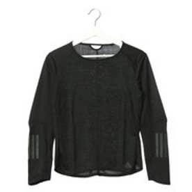 アディダス adidas レディース 陸上/ランニング 長袖Tシャツ RESPONSE LS TシャツW BP7441