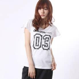 アディダス adidas レディース 半袖Tシャツ HM LIM ナンバリングTシャツ W BS0910