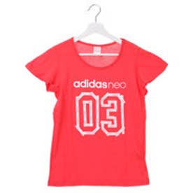 アディダス adidas レディース 半袖Tシャツ HM LIM ナンバリングTシャツ W BS0908