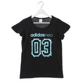 アディダス adidas レディース 半袖Tシャツ HM LIM ナンバリングTシャツ W BS0911