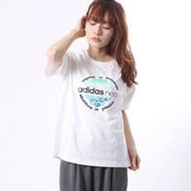 アディダス adidas レディース 半袖Tシャツ HM シェルTシャツ W BQ6223