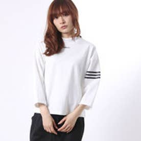 アディダス adidas レディース 長袖Tシャツ STR 7ブソデハイネックジャージ W BS0861
