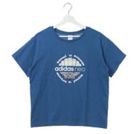 アディダス adidas レディース 半袖Tシャツ HM シェルTシャツ W BQ6220