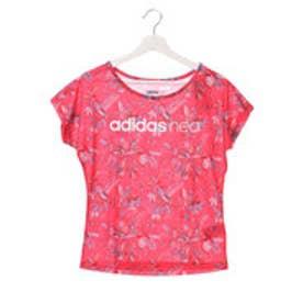 アディダス adidas レディース 半袖Tシャツ HM FL ソウガラTシャツ W BK6859