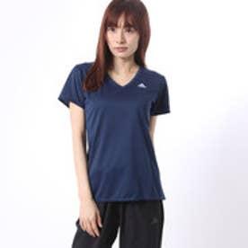 アディダス adidas レディース 半袖機能Tシャツ W D2M テイバンロゴワンポイントSS T BS0508